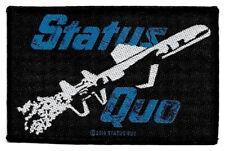 Status Quo - Just Supposin Patch 10cm x 6.5cm
