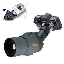 25-75x 1800mm 5500mm Telescopio Para Sony A850 A450 A500 A550 A380 A330 Cámaras