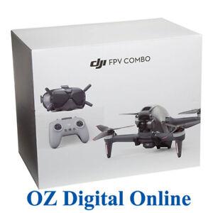 New DJI FPV Combo Drone 1 Year Au Warranty