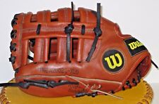 Wilson A2002 XLO Baseball Glove LHT Great Condition! With Kit OMG! WOW! JAPAN
