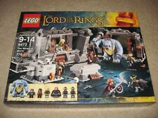 LEGO 9473 Lord of the Rings The Mines of Moria Boromir Legolas BRAND NEW
