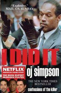 If I Did It: Confessions of the Killer - Paperback By Simpson, OJ - GOOD