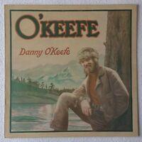 DANNY O'KEEFE ~ O'KEEFE ~ 1972 UK 12-TRACK VINYL LP RECORD ~ SIGNPOST SG 4252