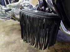 Motorcycle Floorboard Fringe for Harley Davidson Passenger Floorboard 8 Inch