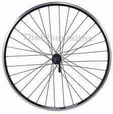 Alex R450 Black Rear 700c Road Bike Wheel/ Shimano 2400 Hub  8 9 10 Speed Wsmith
