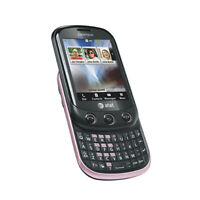 Pantech Pursuit II P6010 Pink AT&T GSM Unlocked 3G QWERTY Slider Phone