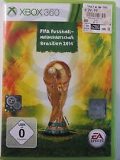 Xbox 360 GAME FIFA Brazilian 2014, used but very good