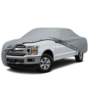 Full Truck Cover 4 Layer for 2005 Ford F-250 STD Cab Dually-UV Protection