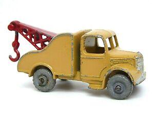 Matchbox Lesney No.13a Bedford Wreck Truck