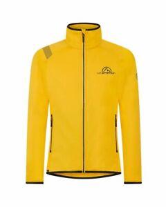 La Sportiva Promo Fleece Jacket Fleece Man, Yellow/Black