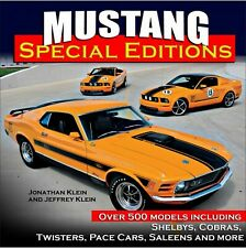 Mustang Special Editions - Book CT632