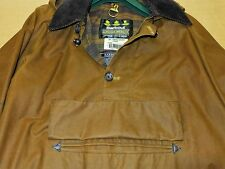 Original BARBOUR Wachsjacke LONGSHOREMAN A60 Size L (XL) Hunting etc. Wax Jacket