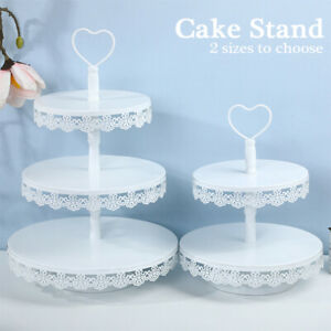 Party Wedding Kitchen Display Holder Dessert Cupcakes Cake Stand Nordic Style