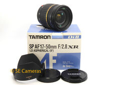 TAMRON SP 17-50MM F2.8 XR Di II LD ASPH LENS A16 SONY ALPHA A MOUNT *MINT*