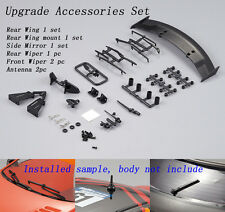 1/10 RC on Road Car Plastic Upgrade Accessories Set