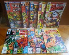 FUMETTI AMERICANI originali USA Marvel e DC anni 70, 80 e 90: LOTTI DA 50 ALBI