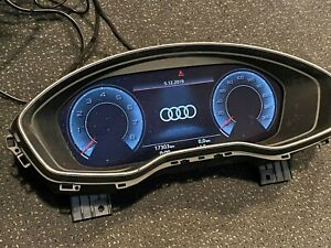AUDI A4 A5 Q5 FY B9  TACHO KOMBIINSTRUMENT VIRTUELLES LCD CLUSTER  VIRTUAL 300km