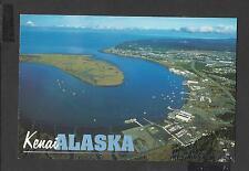 Colour Postcard Aerial View Kenai Alaska  unposted