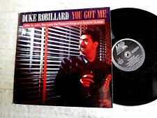 Duke Robillard – You Got Me - LP