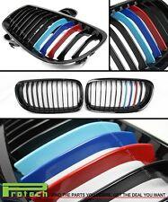 2009-2011 BMW E90 LCI M-Tri 3 Color Front Grille 318i 320i 328i 335i 4Dr 5Dr