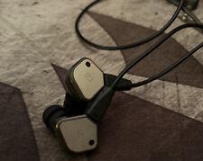 Sennheiser IE 80 In-Ear Only Headphones - Silver/Black