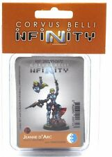 Infinity #672 PanOceania Jeanne d'Arc (Multi Rifle) Female Officer Hero Infantry