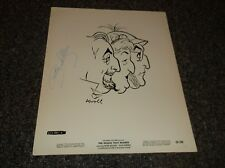 Peter Sellers (1925-80) signed autographed The Mouse That Roared 1959 Art