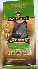 Wolfsblut foncé FOREST 15 kg avec frais viande SAUVAGE & süßkartoffeln