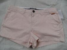 SUPERDRY schöne Chinoshorts HOT Short rosa Gr. 40 NEU