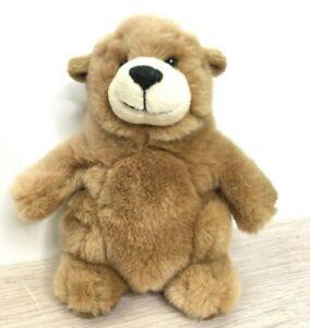 "Charmin Bear Russ Procter Gamble 7"" Plush Stuffed Toilet Paper Mascot Bear Promo"