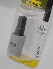 """PROXXON 23577 3/8"""", esagono inserto 9 MM, 50 mm lang"""