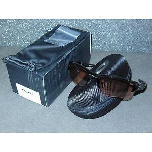 New Oakley Flak Jacket XLJ Sunglasses Polished Black/VR50 TRANSITIONS Cycling