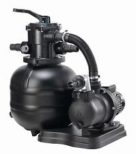 Sandfilteranlage Filteranlage Trinidad 300 mit SPS 50-1 Pumpe Sandfilter