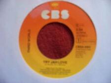 Third World - Try jah love / Inna time like this      NL CBS   45
