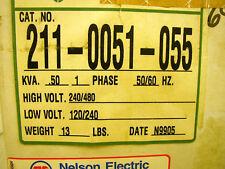 JEFFERSON ELECTRIC TRANSFORMER 211-0051-055