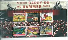 wbc. - GB - PRESENTATION PACK - 2008 - CARRY ON - HOUSE OF HAMMER FILMS