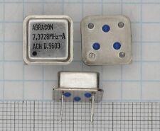 ABRACON CRYSTAL OSCILLATORS 7.3728 MHZ   (5 PCS)