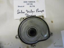 2004 Yamaha YZF-R1 R1 Inner Water Pump Housing
