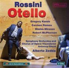 ROSSINI: OTELLO NEW CD