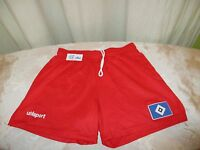 Hamburger SV Original uhlsport Kinder Trikot Hose/Short 1997/98 Gr.164