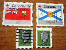 Canada 17 Cent Stamp Lot Used
