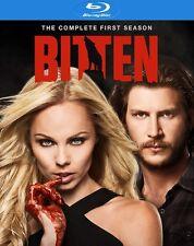 Bitten: First Season 1 (Blu-ray 4 disc) Laura Vandervoort NEW