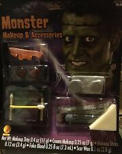 Rubie's Costume Co - Halloween - Monster Makeup & Accessories Kit - Brand New!!!