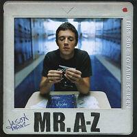 JASON MRAZ Mr. A-Z 2005 12-track CD album BRAND NEW