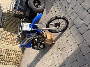 beta rr50cc motocross - used