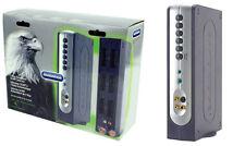 Bandridge 5 Way Scart Selector SVB7735 Automatic SCART Selector Switching Box