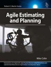 NEW Agile Estimating and Planning by Mike Cohn