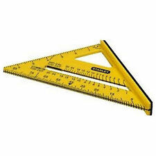 Stanley Tools Dual Colour Quick Square 300mm 12in
