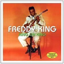 Freddy King King on King Double LP Vinyl European Not Now 2013 24 Track 180