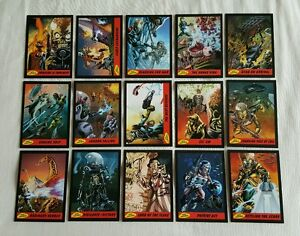 Topps Mars Attacks Heritage New Universe Trading Card Set